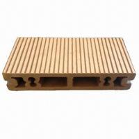 Wholesale WPC Decking Board, Waterproof, Eco-friendly from china suppliers