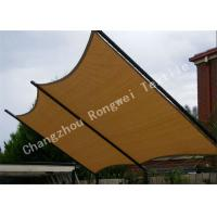 Wholesale Outdoor Patio Square Custom Sun Shade Sails for Cover Canopy Top / Awning Shelter Garden from china suppliers