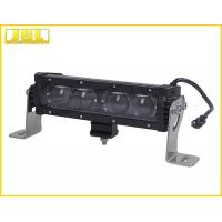 Wholesale 10 Inch Led High / Low Beam Cree Led Bar Driving Lights Ip67 20w 6000k - 6500k Color Temp from china suppliers