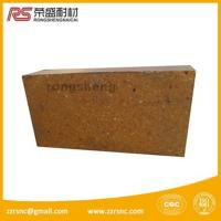 Quality 230 X 114 X 65mm High Alumina Refractory Bricks Anti Stripping For Cement Kiln for sale