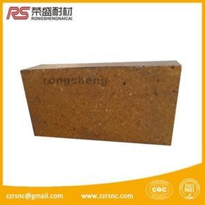 Quality 230x114x65mm  Al2O3 ≥70  Anti-stripping High Alumina Refractory Bricks for sale