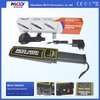 Wholesale 2017 latest Airport Hand-held metal detector body security scanner MCD-3003B1 from china suppliers