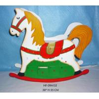 Buy cheap Lovely christmas horse calendar, christmas gifts for kids, table decorations, indoor gifts from wholesalers