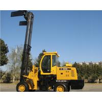 Wholesale Sugar cane grapple log loader trailer machine for transport and storage from china suppliers