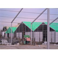 Wholesale 1000 Sqm Clear Span Industrial Warehouse Tent with Glass Walls for Outdoor Events from china suppliers