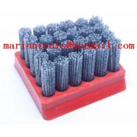 Wholesale Frankfurt antique abrasive nylon brushes for antique stone from china suppliers