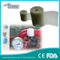 Wholesale Emergency Black Color Pipe Repair Armored Cast Bandage Repair Knit from china suppliers