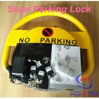 Wholesale Solar Powered Car Parking Locks , Automatic parking space barrier system from china suppliers