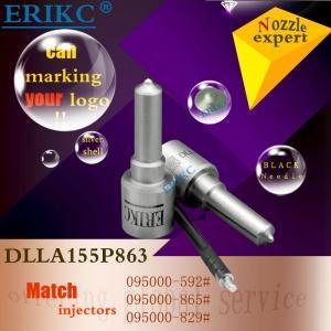 Wholesale Toyota injector nozzle DLLA155P863 denso diesel oil injector nozzle DLLA155P 863 / DLLA 155P 863 / 093400-8630 from china suppliers