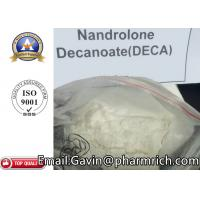 Wholesale CAS 360-70-3 DECA Nandrolone Decanoate Steroid White Anabolic Steroids Powder from china suppliers