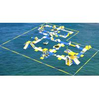 Wholesale TUV Certification Giant Inflatable Water Park For Sea / Aqua Park Supplier from china suppliers