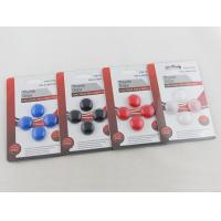 Wholesale Quality Thumb Grips Caps Silicone Rubber For PS4 / XBOX ONE Wireless Controller - 4 Colors from china suppliers