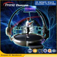 Wholesale 2 Player Outdoor Amusement Park 9D VR Simulator With Immersive VR Gaming Experience from china suppliers