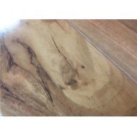 Wholesale Pine Laminate Flooring , Shiny Finish Swiftlock Composite Board Material Floors from china suppliers