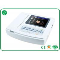 Wholesale Portable 12 lead ECG machine , Electrocardiograph ECG EKG Machine Multifunction from china suppliers