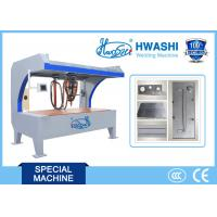 Wholesale Sheet Metal Roof Type Spot Welding Machine With Copper Table and Balanced Welding Head from china suppliers