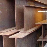 Wholesale I Beam, Used in Large Bridge and with Q235B, SS400, A36, ST37-2, S235JR, S275JR Materials from china suppliers