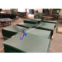 Wholesale Vibrating Shaker Screen Sieve Screen For Sand and Gravel ISO9001 from china suppliers