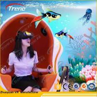 Wholesale 220V Egg Machine Simulator , Virtual Reality Machine For Different Ages from china suppliers