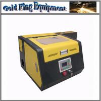 Wholesale GK-4040 desktop mini laser cutter 400mm*400mm from china suppliers