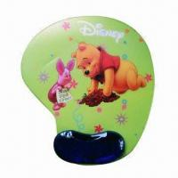 Wholesale Cartoon Mouse Wrist Pad Relieves the Stress and Fatigue of Using a Computer Customized Colors from china suppliers