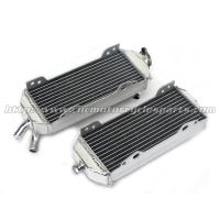Wholesale Easy Installation Custom Motorcycle Radiator Vacuum Brazed Aluminum Plate from china suppliers