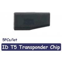 Wholesale ID T5 Car Key Transponder Chip for CITROEN, NISSAN, HONDA, VAG, AUDI, FIAT, BUICK from china suppliers