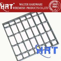 Wholesale Metallic grids for floor/Metal floor gratings from china suppliers
