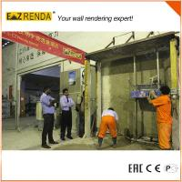 Wholesale High speed Ez Renda Rendering Machine Mix Mortar Single Phase from china suppliers