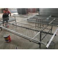 Wholesale Chain Link Temporary Wire Mesh Fence from china suppliers