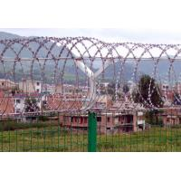 Quality razor barbed fence,low carbon steel wire fence,iron fence,galvanized fence,welded fence,protect fence for sale