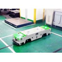 Wholesale WIFI Communication Bi Directional Tunnel AGV Vehicle With ±10mm Guiding Accuracy from china suppliers