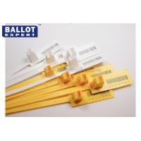 Wholesale Numbered Plastic Security Seals For Containers Length 340mm OEM from china suppliers
