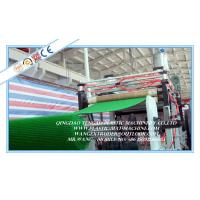 Wholesale Plastic Artifical Grass Mat Machine With 100% Recycled LDPE Materials from china suppliers