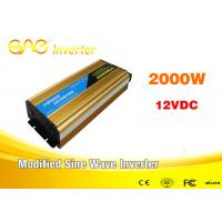 Wholesale Intelligent Off Grid Automotive Power Converter Single Phase Power Inverter from china suppliers