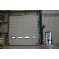 Wholesale Safety Fire Proof Garage Sectional Doors Anti Theft For Warehouse from china suppliers