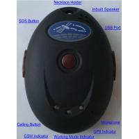 Wholesale XT107 Mini GSM SMS GPRS GPS Tracker W/ SOS and Speaker & Microphone for 2-Way Phone Talk from china suppliers