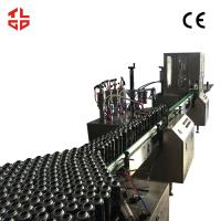 Wholesale Custom 20CBM Automatic Aerosol Filling Machine / Aerosol Can Filling Machine from china suppliers