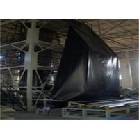 Wholesale 1-8 Meter 0.75mm  black hdpe geomembrane for pond liner with suitable price by sincere factory from china suppliers