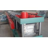 Wholesale Width 100 - 300mm Z Type Purlin Cold Roll Forming Machine For Exhibition Building from china suppliers