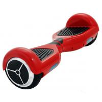 Wholesale Red Electric Unicycle Bluetooth Self Balancing Scooter Two Wheel from china suppliers