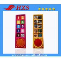 Wholesale 10-Button Toddlers Toy Custom Voice Educational Sound Box for Children Books from china suppliers