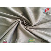 Wholesale Plain Dyed Mesh / Tulle 82 Polyester 18 Spandex Fabric , Polyester Lycra Fabric 71'' from china suppliers