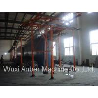 Quality Mesh Fence Powder Coating Line for sale