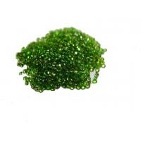 Wholesale Chrome Russian Diopside Gemstone Untreated For Peridot Earings from china suppliers