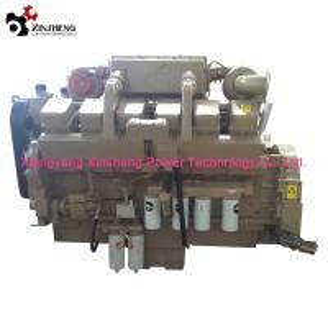 Quality CCEC Turbocharged Diesel Engine Electric Start KTA38-P980 KTA38-P1000 KTA38-P1300 For Water Pump Set for sale