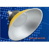Wholesale Energy Saving Hypermarket / Industrial LED Low Bay Light 30W 60Hz  ,  5 Years Warranty from china suppliers