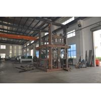 Wholesale Save Space 13.5M 1000Kg Guide Rail Elevator for Steel Structure Workshop from china suppliers