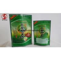 Wholesale Customized Printed Stand Up Tea Packaging Bags With Zipper BOPP PET PE Material from china suppliers