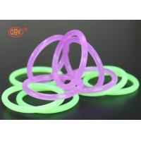 Wholesale FDA Colored Rubber Clear Silicone O Ring Metric O Rings AS568 Standard from china suppliers